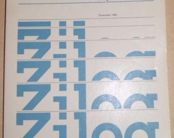 Vintage 1980 Zilog Z8 PLZ/ASM Assembly Language Programming Manual