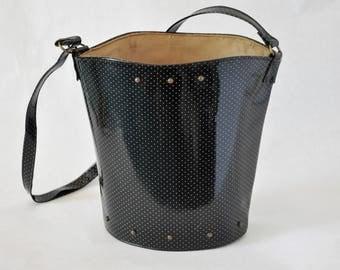1950s Bucket Bag Vintage