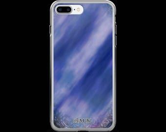 SMK Blue Mystique iPhone Case