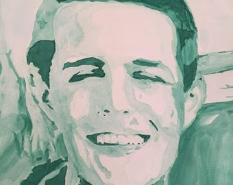 Custom Watercolor Portraits of People and Pets