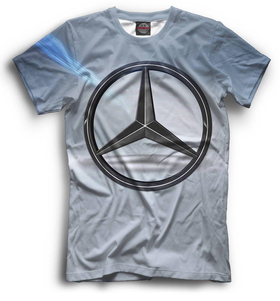 Mercedes benz men 39 s women 39 s amg t shirt for Mercedes benz t shirt
