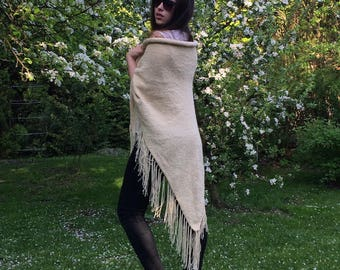 The classic shawl