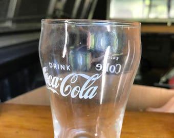 Nice little Coke Glass.