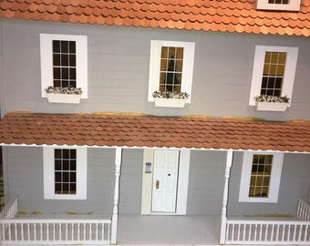 Hand Built Custome Dollhouse