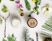 Natural Deodorant Cream Ode to the Forest