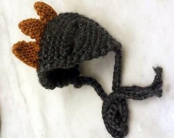 Dinosaur Hat for Cat
