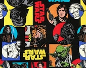 Weighted Blanket - Adult or Child - Star Wars - Choose your weight (up to 15 lbs) and minky color - custom