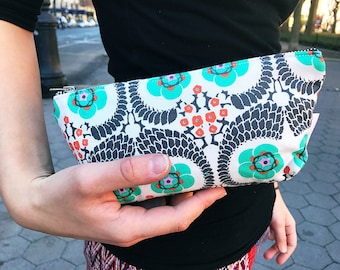 Makeup Bag, Toiletry Bag for Women, Travel Cosmetic Bag, Zipper Pouch, Makeup Pouch, Beauty Bag, Small Cosmetic Bag