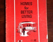 Vintage Homes for Better Living House Plans & Designs Catalog 43p