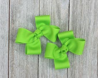 Hair Bows,Lypple Hair Bows,Baby Hair Bows,Toddler Hair Bows,Pigtail Hair Bows,3 Inch Hair Bows,Alligator Clip Bows,Birthday Party Favors