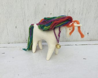 Unicorn Rainbow Wool