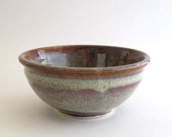 Cereal Bowl - Coffee Latte Glaze