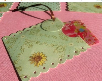 50% OFF - Sunflower - Gift Card Sleeve Set