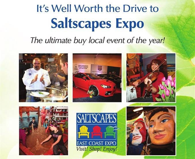 Buy local at Saltscapes 2017, Nova Scotia