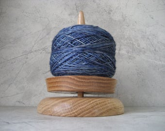 Knit Spinner   (Oak)     Free Shipping