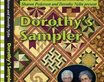 Sharon Pederson And Dorothy Nylin Present Dorothy's Sampler