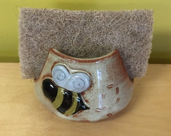 Bizzy Bee Sponge Holder