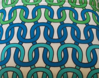 Sale Trina Turk Loop de loop Azure pillow cover outdoor pillow cover