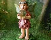 Fairy~Miniature Fairy Figurine~Fairy Garden~3 Inch Resin Fairy Figurine~Miniature Garden Fairy~Gazing Ball
