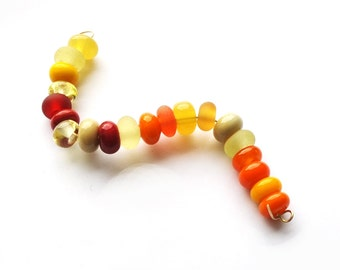 Assortment B-spacers - Yellows