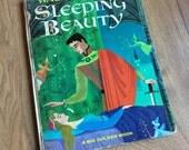Disney's Sleeping Beauty 1958 Vintage Book