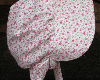 """Girls Pioneer bonnet../  Girls Prairie bonnet """" ready to ship"""" PLEASE read details inside"""