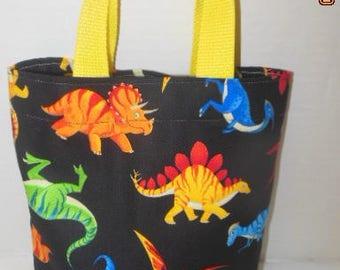 Dinosaurs Tote/Gift Bag