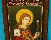 St. Apollonia - Patron of Dentistry