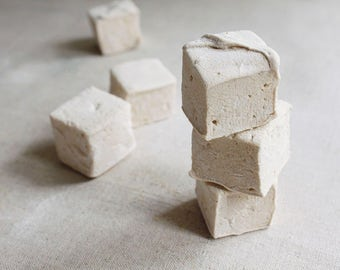 Maple Marshmallows, handmade gourmet marshmallows