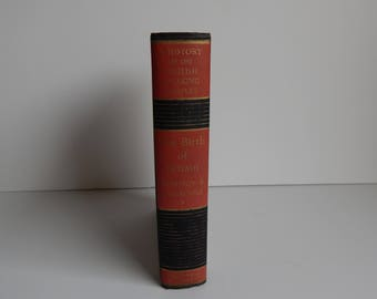 First Edition, The Birth Of Britain by Winston Churchill , Volume One, A History of The English Speaking Peoples