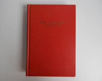 1962 Edition John F. Kennedy and PT 109 / Hardcover / By Richard Tregaskis