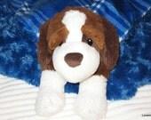 Security Blanket, baby blanket, luvi, lovie - puppy lovems - reserved for kelly