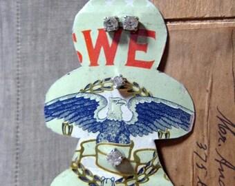 Holiday Sale Vintage Christmas Gingerbread Man Ornament