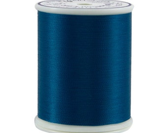 611 Turquoise - Bottom Line 1,420 yd spool by Superior Threads