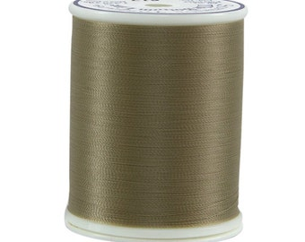 617 Taupe - Bottom Line 1,420 yd spool by Superior Threads