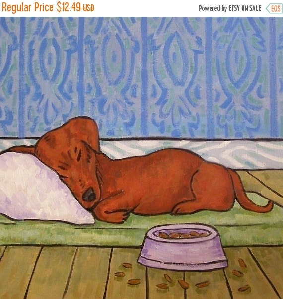 clipart dog in bed - photo #26