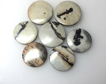 Stone Discs Jasper?