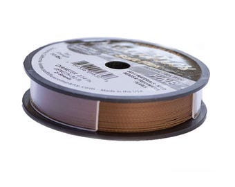 Soft Flex Metallics Beading Wire .014 inch 30ft Copper Metallics Wire, Soft Flex Wire, Metallics Beading Wire, Medium Soft Flex 42690