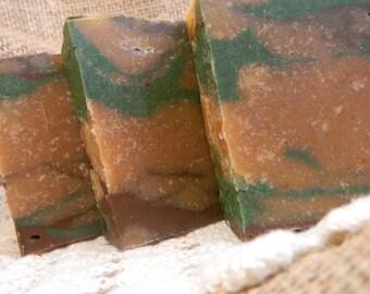 Balsam and Cedar Goats Milk Soap