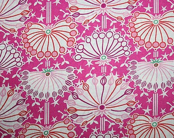 Liberty Tana Lawn fabric Umbel  Fat Eighth Liberty Tissu