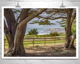 Fine Art Photography, Big Sur, California Coast, Seascape Print, Ocean Art, Northern California, Coastal Art, Ocean Waves, Murray Bolesta