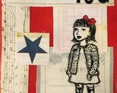 Thinking of You handmade notecard