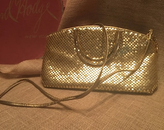 Disco Gold Purse by Marlo