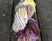 House of Leaves - Handspun - Super Bulky Yarn