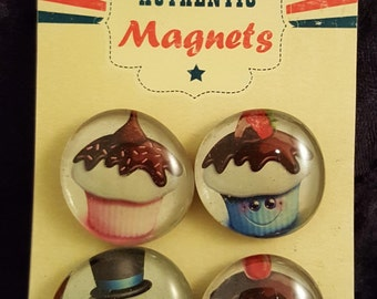 Magnets, Refrigerator Magnets, Glass Magnets