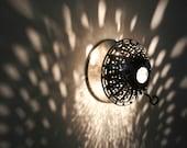 Steamlight custom ceiling light