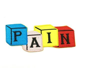 PAIN Patch
