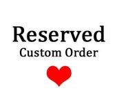 Reserved - Velma Polaroids custom order