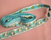 Reserved Listing for Shannonwillcutt, Vintage Woven Ribbon,