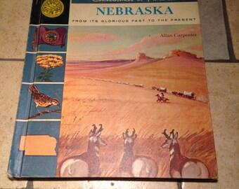 1967 Nebraska Enchantment of America Series Book